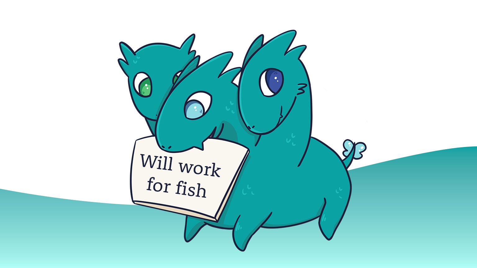 Will work for fish